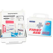 PhysiciansCare 91100 Emergency First Aid Bodily Fluid Spill Kit