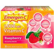 Emergen-C Immune Defense Drink Mix Powder, Raspberry, 0.3 Oz, 50/Pack