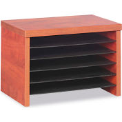 "Alera Under-Counter File Organizer Shelf for Valencia Series - 15-3/4""W x 10""D x 11""H - Cherry"