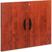 "Alera ALEVA632832MC Valencia Cabinet Door Kit For All Bookcases, 31 1/4"" x 25 1/4"", Medium Cherry"