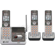 AT&T CL82301 Cordless Digital Answering System, Base and 2 Additional Handsets