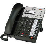 AT&T SB35025 Syn248 SB35025 Corded Deskset Phone System, For Use with SB35010 Analog Gateway