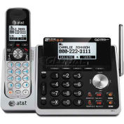 AT&T TL88102 Cordless Digital Answering System, Base and 1 Additional Handset