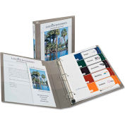 "Avery® Heavy-Duty View Binder with One Touch EZD Rings, 1"" Capacity, Sand"