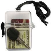 Advantus AVT-75558 Waterproof ID Case, Clear