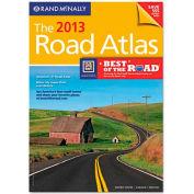 Rand McNally Road Atlas, North America+Puerto Rico, Soft Cover