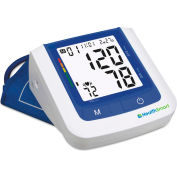 HealthSmart® Select Automatic Arm Digital Blood Pressure Monitor with AC Adapter, Large Adult