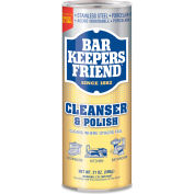Bar Keepers Friend® Powdered Cleanser & Polish, 21oz Can 1/Case - BKR11514