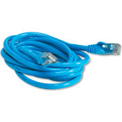 Belkin® High Performance CAT6 UTP Patch Cable, 7 ft., Blue