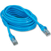Belkin® High Performance CAT6 UTP Patch Cable, 14 ft., Blue