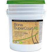 Bona SuperCourt HD Floor Finish, 5 Gallon Pail - WT762055008