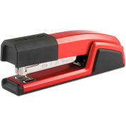 Stanley Bostitch® Antimicrobial Full Strip Metal Stapler, 25-Sheet Capacity, Red