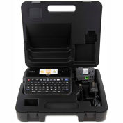 Brother® P-Touch® PC-Connectable Label Maker with Color Display & Carry Case