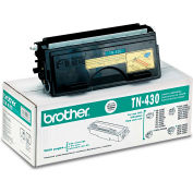 Brother® TN430 Toner, 3000 Page-Yield, Black