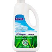 Boardwalk® Natural All Purpose Cleaner Unscented, 64oz Bottle 1/Case - BWK3726EA