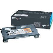 Lexmark C500H2KG Toner, 5000 Page-Yield, Black, OEM