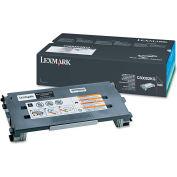 Lexmark C500S2KG Toner, 2500 Page-Yield, Black, OEM
