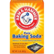 Arm & Hammer Baking Soda, 2 lbs. Box, 12/Case - 84132
