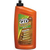 Orange Glo® Hardwood Floor Cleaner Orange, 32oz Bottle 6/Case - CDC5703710533CT