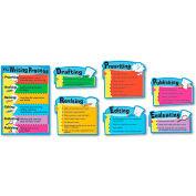 "Carson-Dellosa Publishing The Writing Process Bulletin Board Set, The Writing Process, 17"" x 24"""