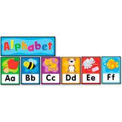 Carson-Dellosa Publishing Quick Stick Bulletin Board Set, Alphabet