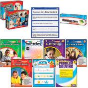 Carson-Dellosa Publishing Common Core Kit, Math/Language, Grade 5