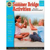 Carson-Dellosa Publishing Summer Bridge Activities, Grades 2-3