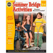 Carson-Dellosa Publishing Summer Bridge Activities, Grades 3-4
