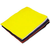 Chenille Kraft 3907-01 Felt Sheet Pack, Rectangular, 9 x 12, Assorted Colors, 12/Pack