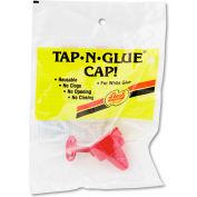 Chenille Kraft® Tap 'N Glue Dispenser Cap with Spring-Loaded Stopper