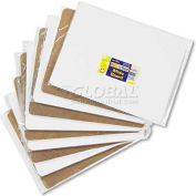Chenille Kraft 9881-10 Student Dry-Erase Boards, Melamine, 12 x 9, White, 10/Set