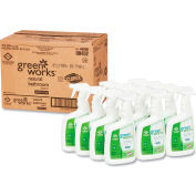 Clorox Green Works Natural Bathroom Cleaner, 24 Oz. Trigger 12/Case - COX00452CT