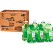 Clorox Green Works Natural All-Purpose Cleaner, 64 oz. Bottle, 6 Bottles - 00457
