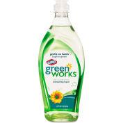 Green Works® Dishwashing Liquid Original, 22oz Bottle 12/Case - CLO30168CT