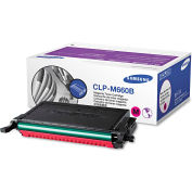 Samsung CLPM660B High-Yield Toner, 5000 Page-Yield, Magenta, OEM