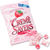 Lifesavers® Creme Savers Hard Candy, Strawberry, 6 Oz Pack