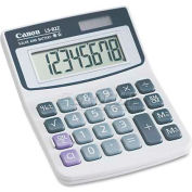 Canon® LS82Z Minidesk Calculator, 8-Digit LCD