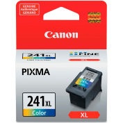 Canon® 5208B001 (CL-241XL) High-Yield ChromaLife 100 Ink, Tri-Color