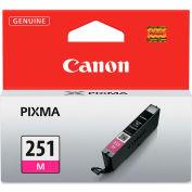 Canon® 6515B001 (CLI-251) Ink, 9 mL, Magenta