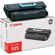 Canon® CART105 Toner, 10000 Page-Yield, Black