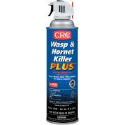 CRC® Wasp & Hornet Killer Plus Insecticide, 14 oz Aerosol Can, 12/Carton - CRI14010