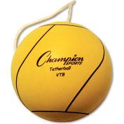 Champion Sports VTB Tether Ball, Playground Size, Optic Yellow