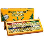 Crayola 524629 Oil Pastels,12-Color Set, Assorted, 336/Pack
