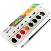 Crayola 530160 Watercolors, 16 Assorted Colors