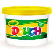 Crayola 570015034 Modeling Dough, Yellow, 3 lbs