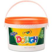 Crayola 570015036 Modeling Dough, Orange, 3 lbs