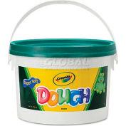 Crayola 570015044 Modeling Dough, Green, 3 lbs