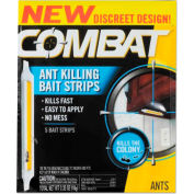 Combat® Ant Bait Insecticide Strips, 5 Strips/Box 1/Case - DIA01000