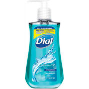 Dial® Spring Water Antibacterial Liquid Hand Soap, Spring Water Scent, 7.5 oz. - 17000026701