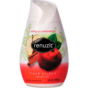 Renuzit® Adjustable Air Freshener, Apples and Cinnamon, 7 oz. Cone, 12/Case - DIA 03674